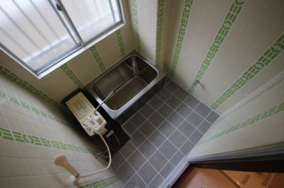【浴室】薬師グリーンハイツ