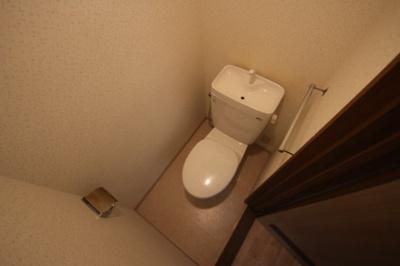 【トイレ】薬師グリーンハイツ