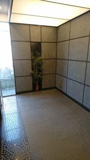 素敵なエレベーターホール