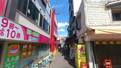 【周辺】針中野3丁目居抜き店舗