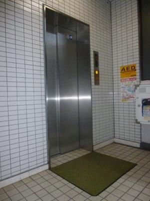【その他共用部分】日興パレス広尾プラザ
