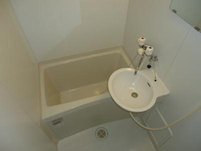 【浴室】レオパレスメイプル名来