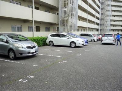 【駐車場】須磨名谷ハウス1号棟