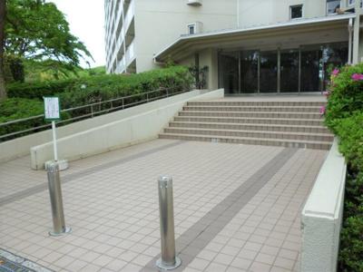【エントランス】須磨名谷ハウス1号棟