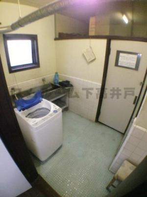 共用洗濯機
