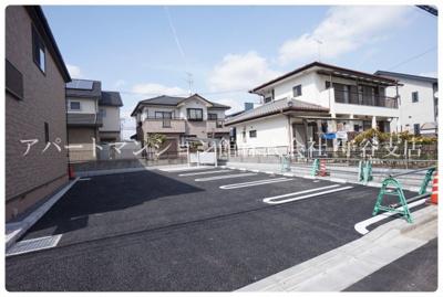 【駐車場】サニーハウス