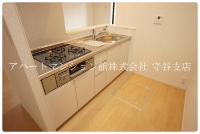 【キッチン】サニーハウス