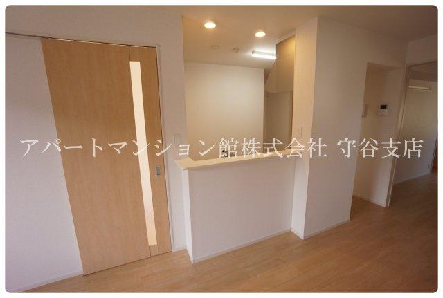 【居間・リビング】サニーハウス