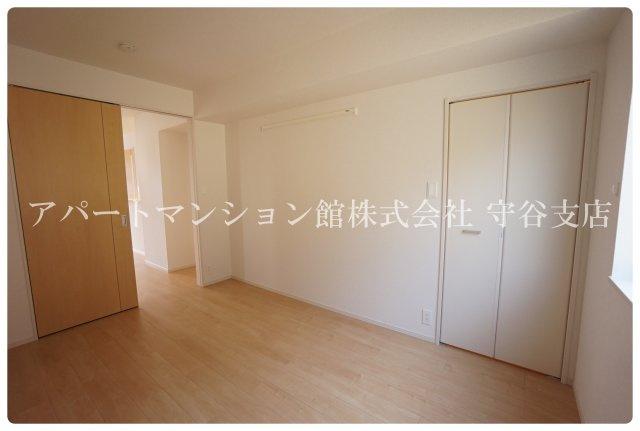 【寝室】サニーハウス