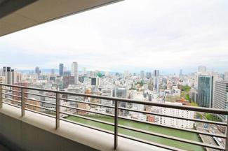 29階からの眺望は良好!