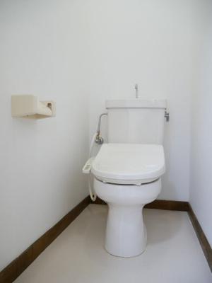 【トイレ】シェルブールするが