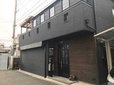 【外観】摂津市浜町 中古一戸建住宅