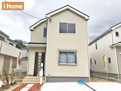 【外観】神戸市北区有野町 新築戸建