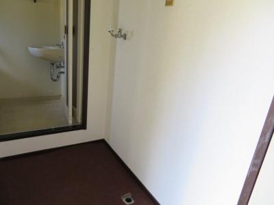 室内洗濯機置き場 同タイプの別の部屋の写真です