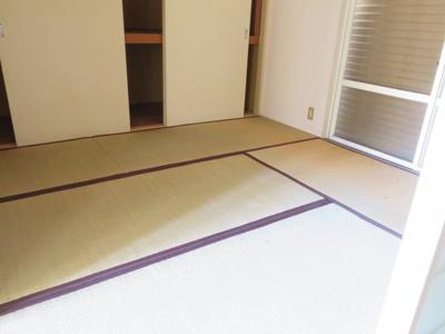 4.5帖 同タイプの別の部屋の写真です