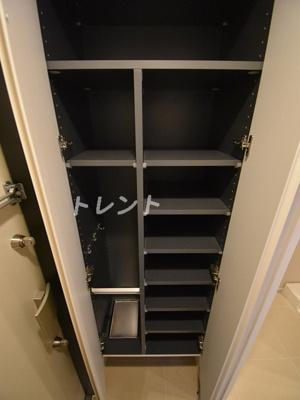 【玄関】カーサスプレンディッド麻布十番