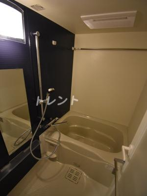 【浴室】カーサスプレンディッド麻布十番