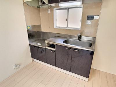 エアコン・室内物干し付きです(^^)