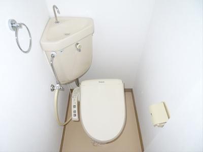 【トイレ】メゾンドアイ