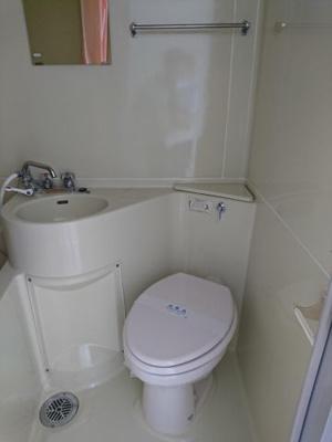 【浴室】ソライア