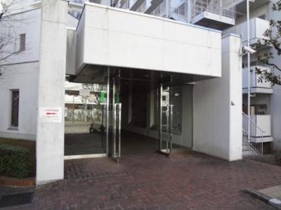 【エントランス】ファミリータウン東陽 J棟 4階 リ フォーム済