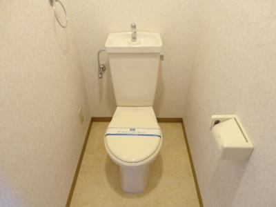 【トイレ】ドミソレイユ