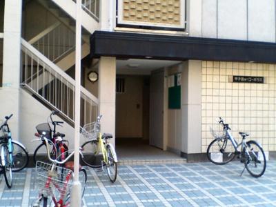 【エントランス】甲子園第7コーポラス