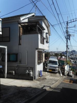 【外観】和田二丁目一戸建