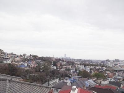 【展望】和田二丁目一戸建