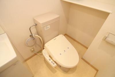 【トイレ】ファインフィールド