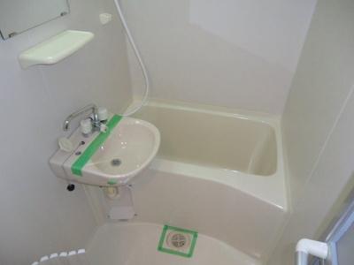 【浴室】都ハウス