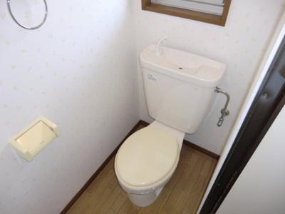 【トイレ】都ハウス