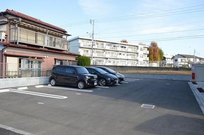 【駐車場】ハイムヴァルト