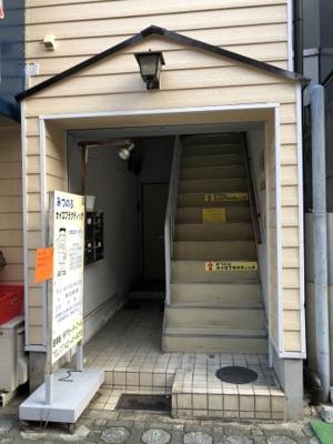 【外観】富雄元町2丁目 貸家