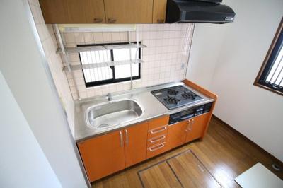 【キッチン】久保町 貸家
