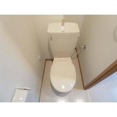 maison de T'sのトイレ