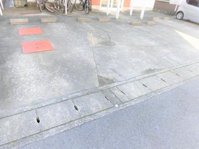 【駐車場】一光青柳ハイツ