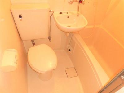 【浴室】一光青柳ハイツ