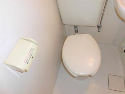 【トイレ】一光青柳ハイツ