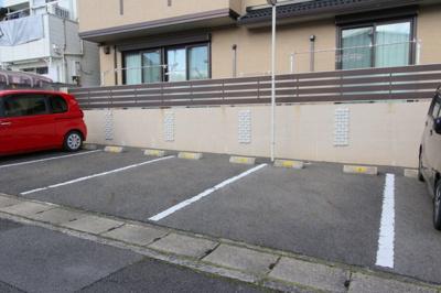 【駐車場】サードニックス今原Ⅱ