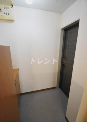【玄関】エスポワール梅里