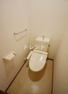 【トイレ】エスポワール梅里