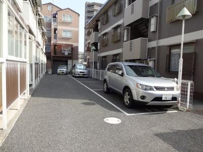 【駐車場】光南ガーデンハイツIII