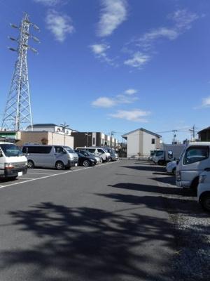 【外観】北葛西彦田第1駐車場