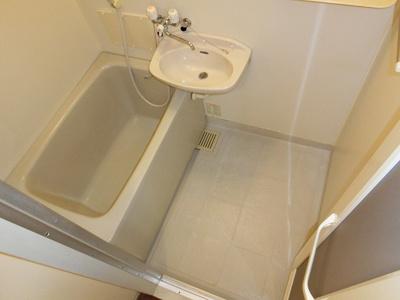 【浴室】レジデンス鼓ヶ浦