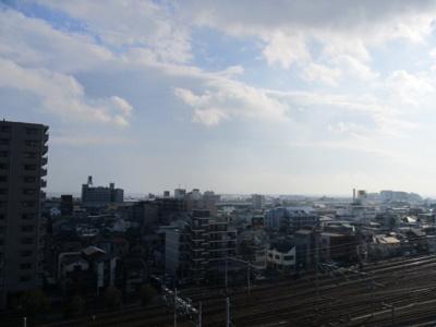 【展望】ワコーレ須磨常盤町エモシオン