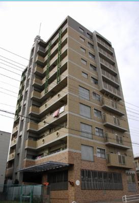 【外観パース】ワコーレ須磨常盤町エモシオン