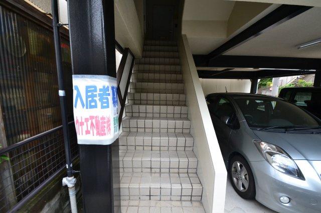 【エントランス】あゆみハウス