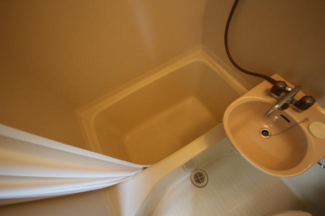 【浴室】あゆみハウス