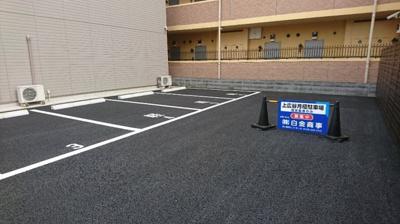 上広谷月極駐車場